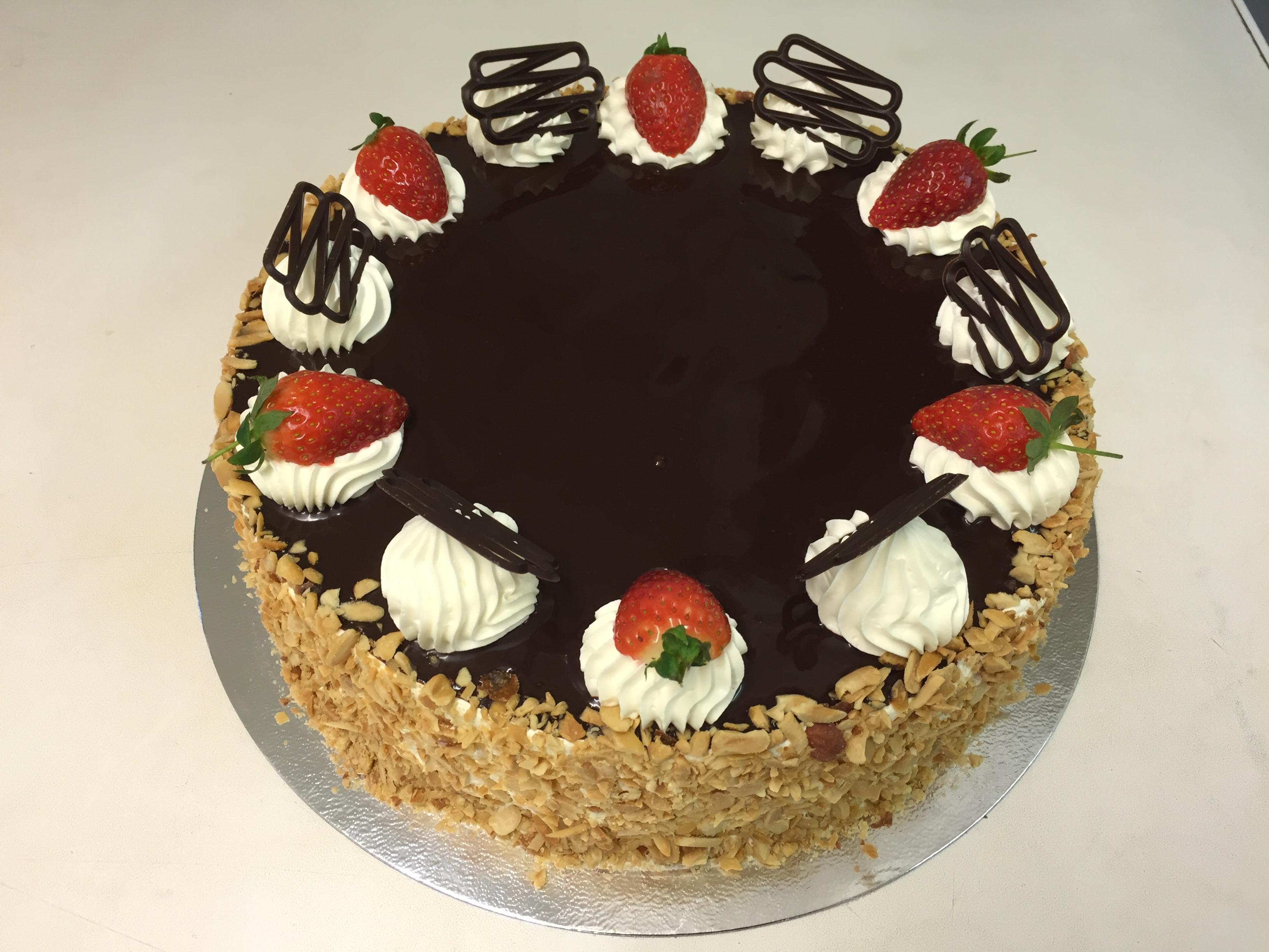 Birthday Cake Stoke Newington