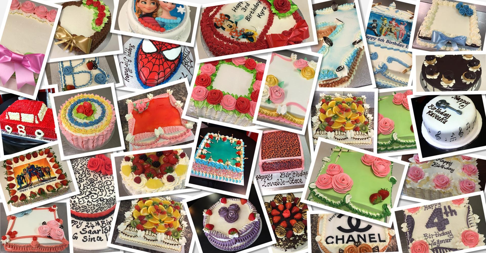 Birthday Cake Shop Camberwell Brithday